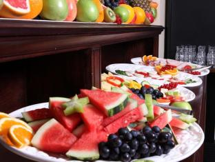 Main Station Hotel & Hostel Berlim - Buffet