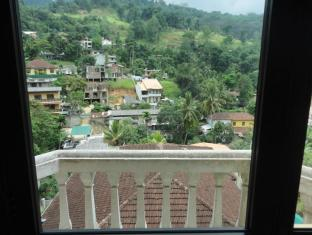 Majestic Tourist Hotel Kandy - View from the Rooms