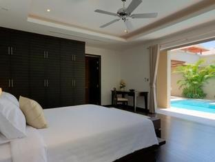 Bangtao Private Villas Phuket - Gästrum