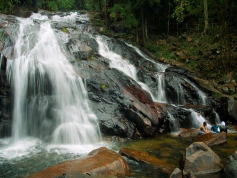 Kota Tinggi Malaysia  city photos gallery : Kota Tinggi Waterfalls Resort Kota Tinggi, Malaysia: Agoda.com