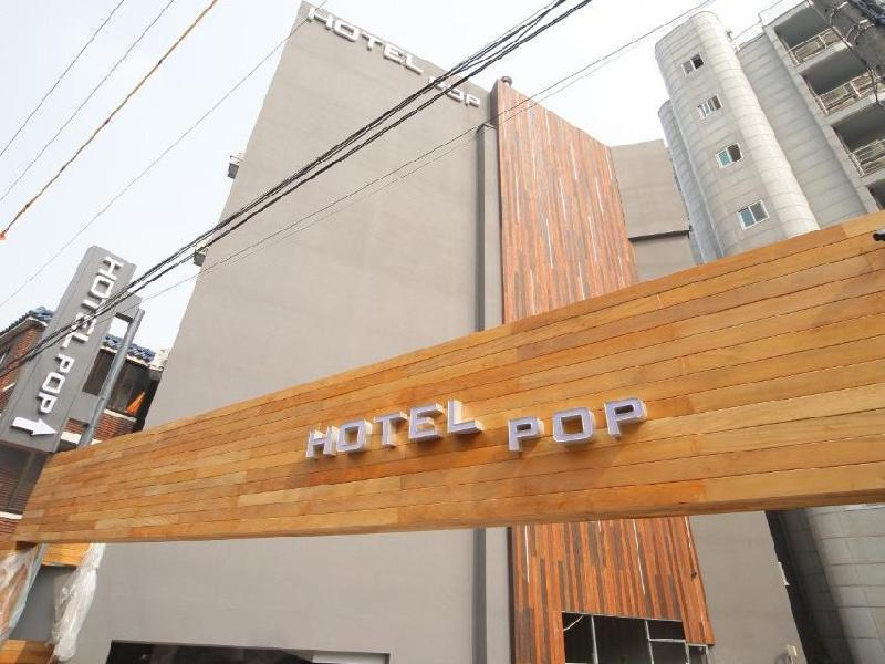 South Korea-디자인 호텔 POP 구리 (Design Hotel POP Guri)