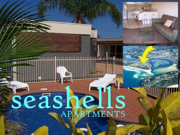 Seashells Apartments Merimbula photo 1