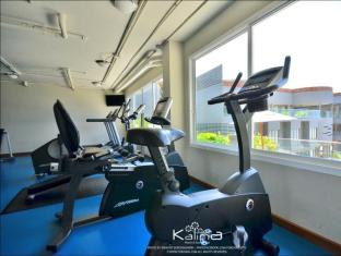 Kalima Resort & Spa Phuket - Sala de Fitness