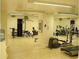 Discovery Dock Apartments London - fitnes