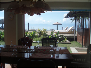 Costa De Leticia Resort and Spa Cebu City - Restaurant