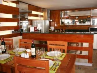 Pearl Suites Grand Hotel Hanojus - Restoranas