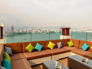 Apartment Kapok Hong Kong - Balkon/Teras