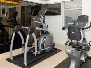 Apartment Kapok Hong Kong - Ruangan Fitness