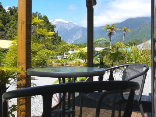 10 Cottages PayPal Hotel Franz Josef Glacier
