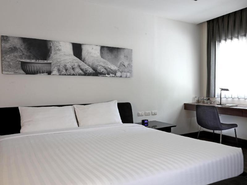 【Sukhumvit Hotel】S33 コンパクト スクンビット ホテル(S33 Compact Sukhumvit Hotel)