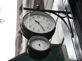 Hotel Belleclaire New York (NY) - Exterior Clock