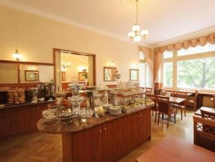 City Hotel Am Kurfuerstendamm Берлин - Ресторант