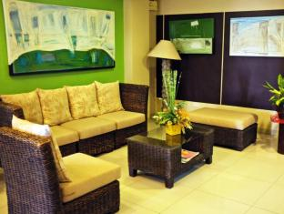 North Palm Hotel and Garden Davao City - Lobby