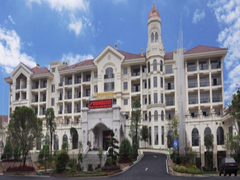 Country Garden Phoenix Hotel Ningxiang Changsha