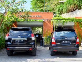 Jas Boutique Villas Bali - Exterior