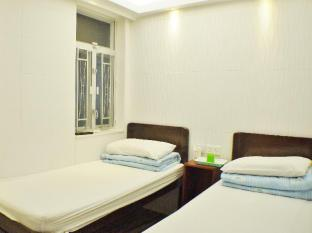 Ah Shan Hostel Hong Kong - Twin