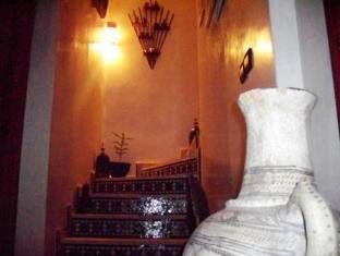 Riad Dubai Marrakech - Hotellet från insidan