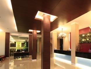 Laemchabang City Hotel Chonburi - Reception