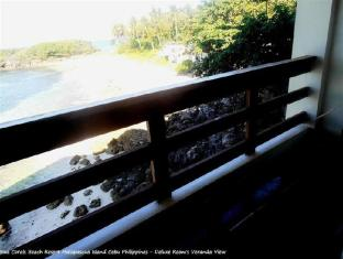 Blue Corals Beach Resort Malapascua Island - Balcony/Terrace