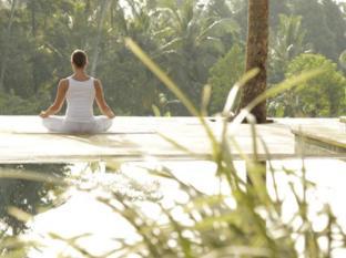 Indigo Tree Bali - Early morning meditation