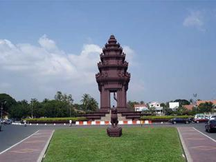 Voi Meas Hotel Phnom Penh - Independence Monument- Surrounding