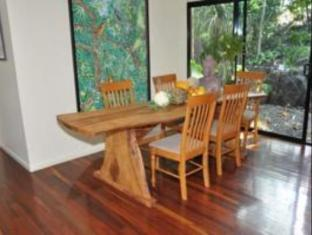 Whitsunday Organic Bed & Breakfast Whitsunday Islands - Hotellihuone