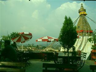 Hotel Padma Kathmandu - Näkymä