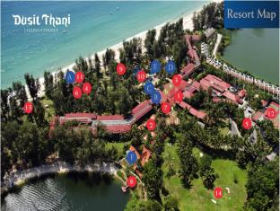 Dusit Thani Laguna Pool Villa Phuket - Floor Plans