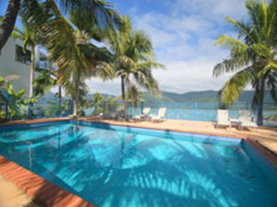 Coral Point Lodge Whitsunday Islands - bazen