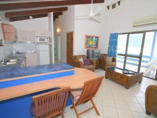 Coral Point Lodge Whitsunday Islands - מטבח