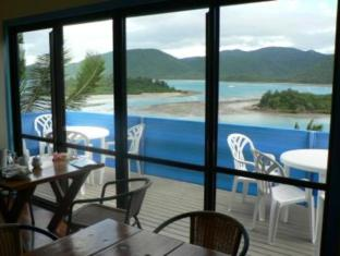 Coral Point Lodge Whitsundays - kavarna