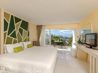 Andaman Embrace Resort & Spa Patong Beach Phuket - Deluxe Balcony with Partian Seaview