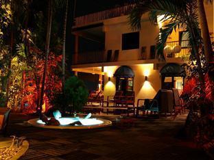 Hilltop Hotel Πουκέτ - Κήπος