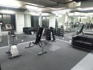60 West Hotel Hong Kong - Ruangan Fitness