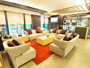 Yin Serviced Apartments Hong-Kong - Vestibule