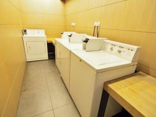 Yin Serviced Apartments Hong Kong - Lobi