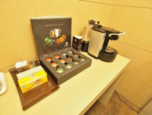 Yin Serviced Apartments Hong Kong - Complimentary Nespresso Coffee