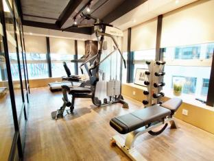 Yin Serviced Apartments Hong Kong - Ruangan Fitness