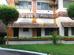 Dao Diamond Hotel and Restaurant Tagbilaran City - Utsiden av hotellet