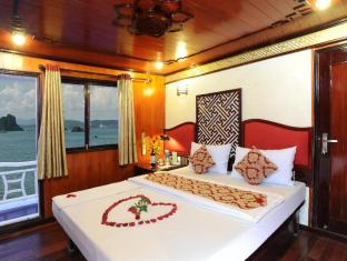 Halong Royal Heritage Cruise Halong - Deluxe Double