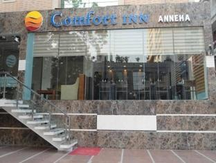 Hotel Anneha New Delhi and NCR - Hotel Entrance