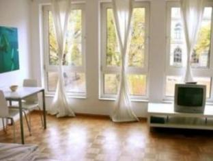Inn Sight City Apartments Prenzlauer Berg Berlin - Istaba viesiem