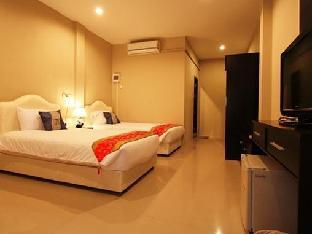 I-House Chiangrai guestroom junior suite