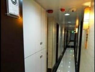 New International Guest House Hong Kong - Interiér hotelu