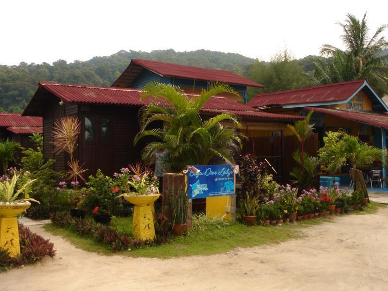 Bayu Dive Lodge 巴渝潜水小屋