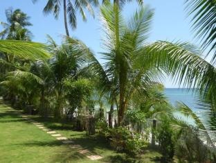 Island View Beachfront Resort Anda - Garden