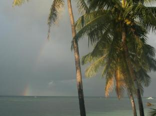 Island View Beachfront Resort Anda - Storm Passes