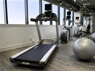 Yi Serviced Apartments Hong Kong - Sala de Fitness