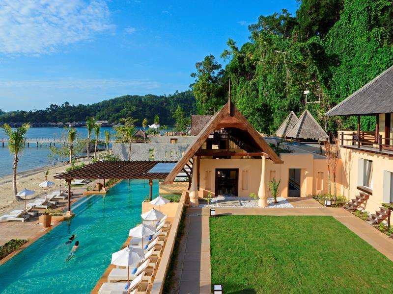Gaya Island Resort0