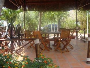 Satisfy Hotel Chau Doc (An Giang) - Garden